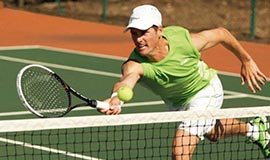 La Rapidità per il tennista