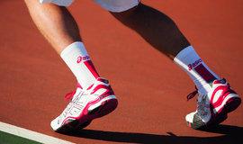 Kraft im Tennis - Beine