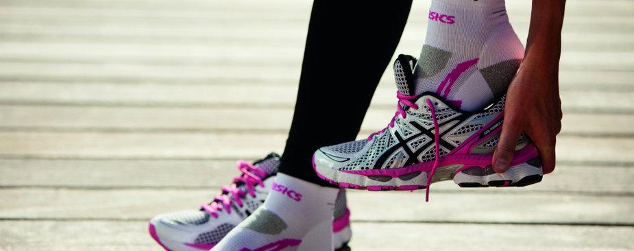 zapatillas para caminar mujer asics