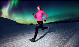 Motivational tips for winter running