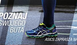 POZNAJ SWOJEGO BUTA! Wystartuj w 15-tej edycji poznańskiego maratonu i wygraj kultowe ASICS GEL-KAYANO 21