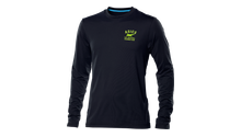 MEN'S LONG SLEEVE LOGO PERFORMANCE TEE