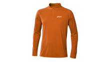 HALF ZIP RUNNING LONG SLEEV TOP