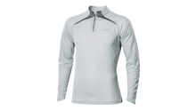MEN'S LONG-SLEEVE HALF-ZIP TOP