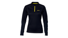WOMEN'S LONG-SLEEVE ZIP-UP TOP
