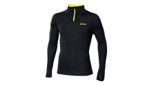 MILE HALF ZIP RUNNING TOP