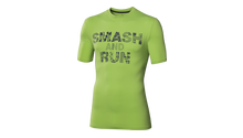 SMASH AND RUN TENNIS T-SHIRT