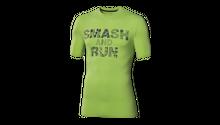 SMASH AND RUN TENNIS T-SHIRT