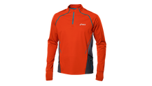 MENS TRAIL LS 1/2 ZIP
