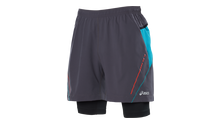 MENS TRAIL 2 IN 1 SHORT