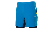 MEN'S 2 IN 1 SHORT 9 INCH