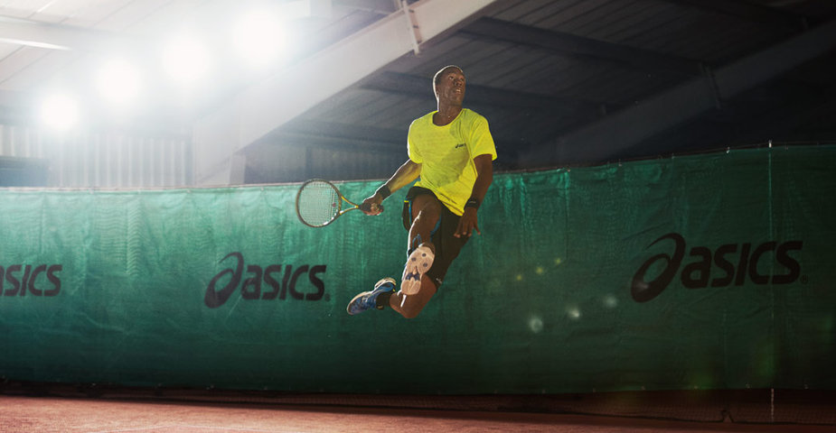 ASICS 'Better Your Best' - Gaël Monfils, tenista profesional